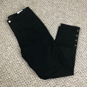 SOLD ❗️WHBM Black Skinny Ankle Pants